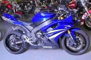 stolen 2007 Yamaha YZF R-1