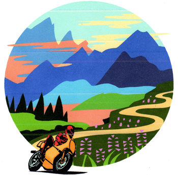 Ball O' String Motorcycle Adventure Tours