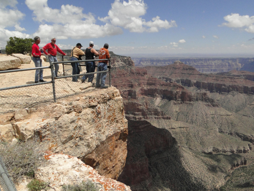 The OFMC at the Grand Canyon