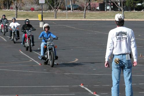 A Beginning Rider Course