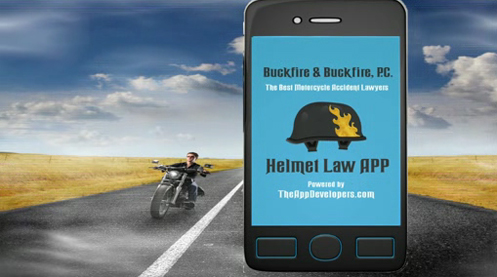 Helmet Law App