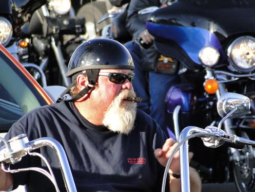 Do you look like a biker?
