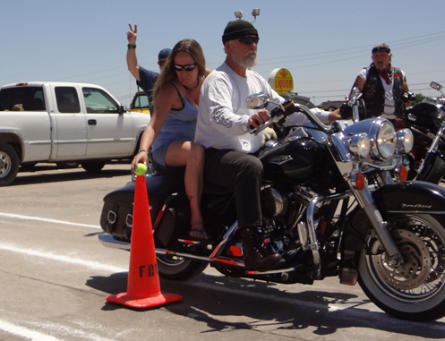 Motorcycle Roadeo