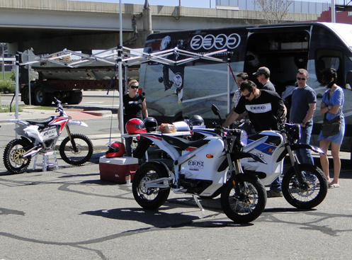 Zero Electic Motorcycles