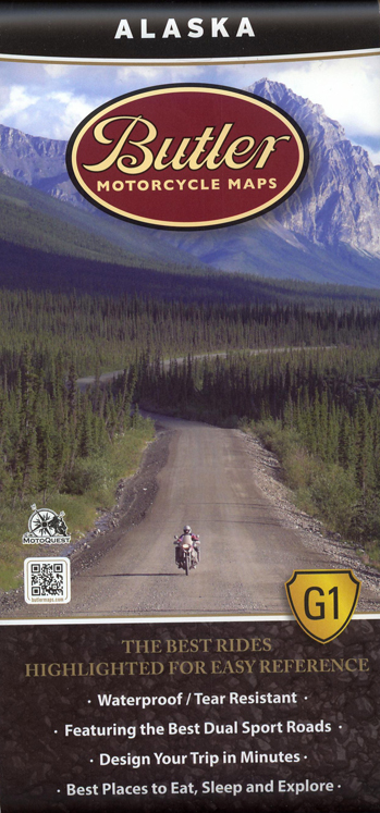 Butler Maps' treatment of Alaska
