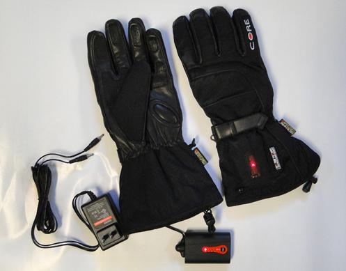 Gerbing heated gloves