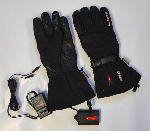 Gerbing electric gloves