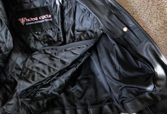 Warrior Jacket liner and inner pocket