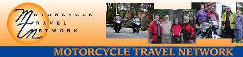 Motorcycle Travel Network website