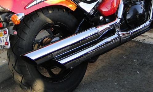 Motorcycle Mufflers