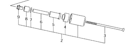 V-Strom handlebars