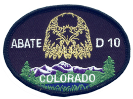 ABATE D-10 patch