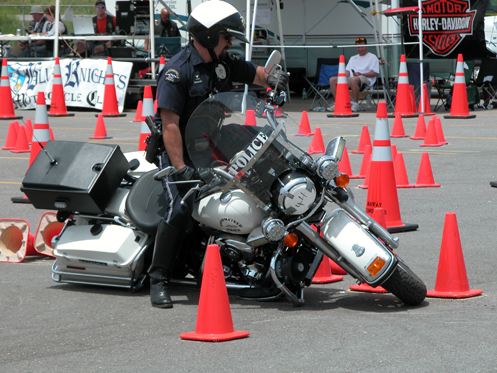 Motorcycle Riding Course