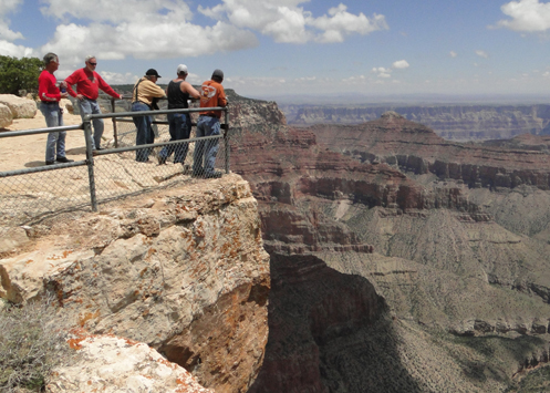 The OFMC at Grand Canyon