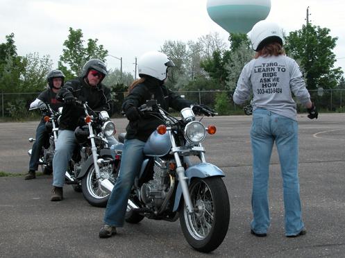 beginning rider course