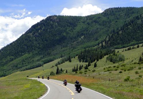 Creede To Slumgullion Pass
