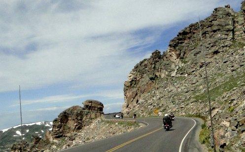 Riding Trail Ridge Road