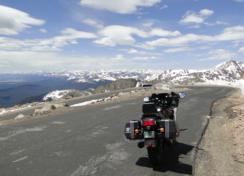 Concours On Mount Evans 2011