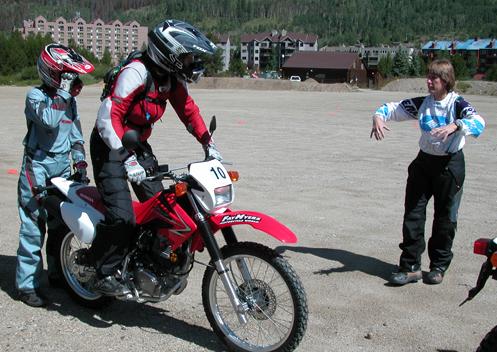 Dirt Bike Training