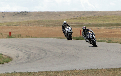 Motorcycle Road Racers