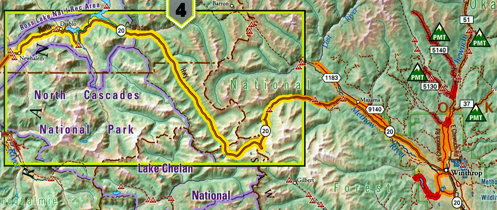 Washinton Butler Map