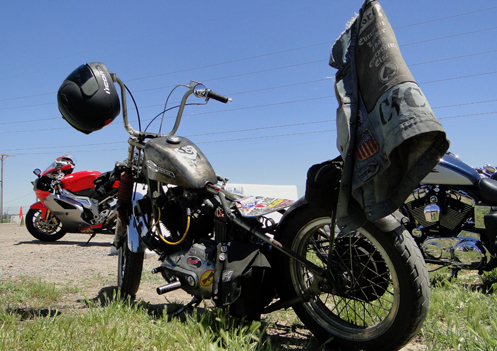Vintage Motorcycle Show 2016