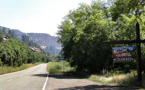 City Market Moab >> Passes & Canyons Blog » tar snakes