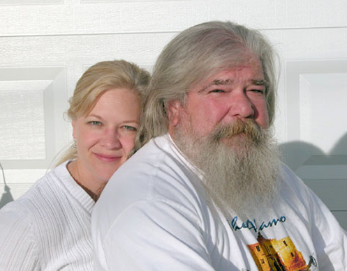 Randy and Joan Savely