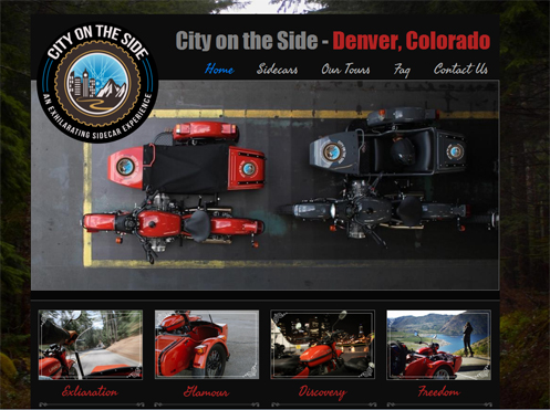 The City on the Side website.