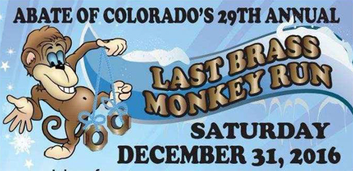 Last Brass Monkey Run