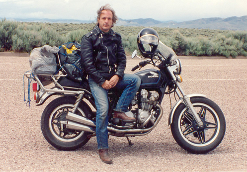 Ken and CB750