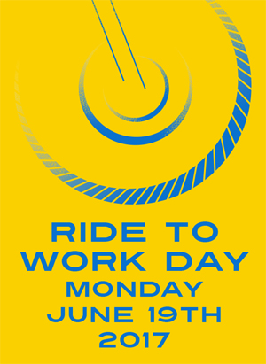 Ride to Word Day banner