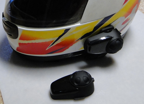 Sena helmet-to-helmet communicators