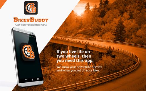 Biker Buddy website.