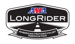 AMA LongRider program logo